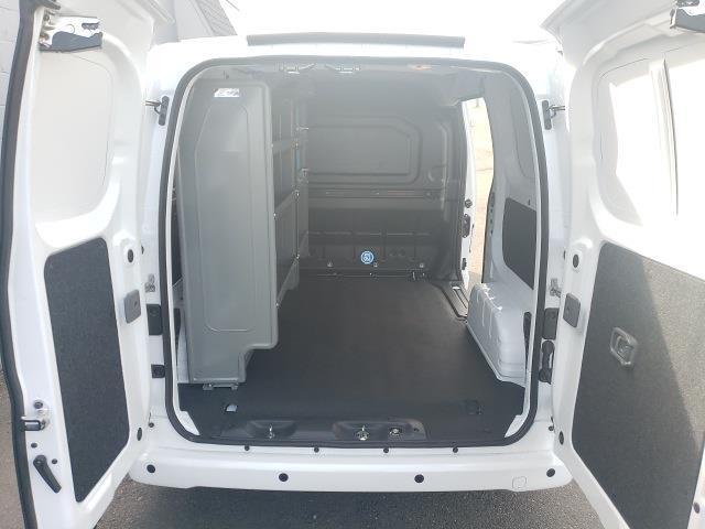 2021 Nissan NV200 4x2, Adrian Steel Base Shelving Upfitted Cargo Van #N210098 - photo 2