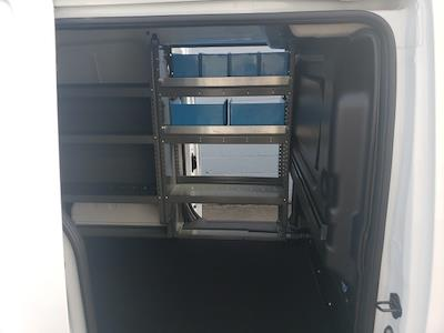 2021 Nissan NV200 4x2, Adrian Steel Base Shelving Upfitted Cargo Van #N210098 - photo 13