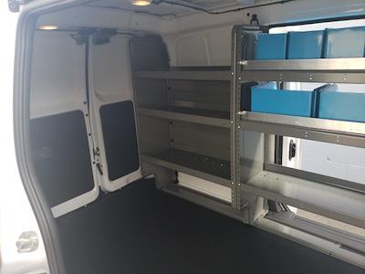2021 Nissan NV200 4x2, Adrian Steel Base Shelving Upfitted Cargo Van #N210098 - photo 14