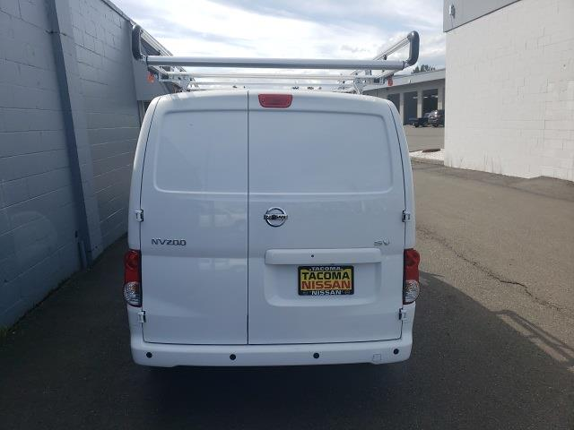 2021 Nissan NV200 4x2, Adrian Steel Base Shelving Upfitted Cargo Van #N210112 - photo 7