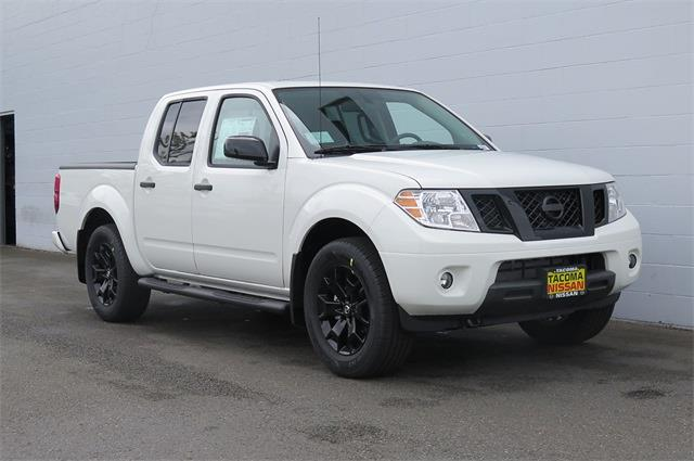 2021 Nissan Frontier 4x4, Pickup #N210247 - photo 1