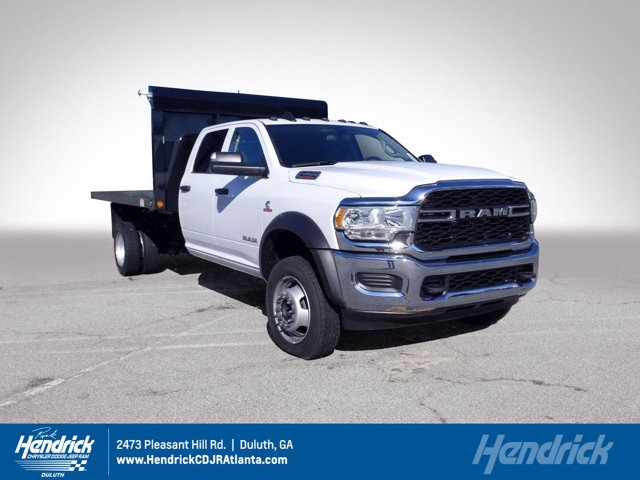 2020 Ram 5500 Crew Cab DRW 4x4, Freedom Platform Body #CL02528 - photo 1
