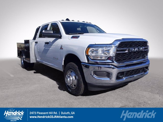 2020 Ram 3500 Crew Cab DRW 4x4, CM Truck Beds Hauler Body #CL99825 - photo 1