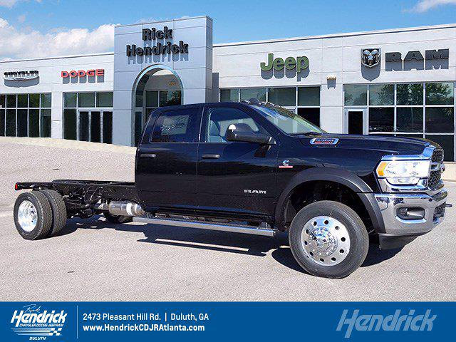 2020 Ram 5500 Crew Cab DRW 4x4, Cab Chassis #DL98893 - photo 1