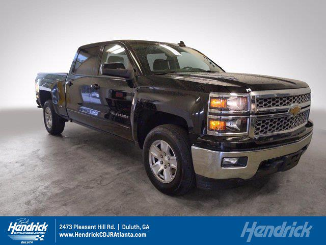 2015 Chevrolet Silverado 1500 Crew Cab 4x4, Pickup #DM25239A - photo 1