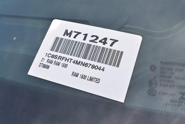 2021 Ram 1500 Crew Cab 4x4, Pickup #DM79044 - photo 21