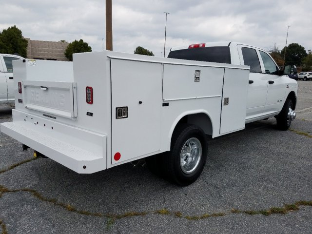 2019 Ram 3500 Crew Cab DRW 4x2, Reading Service Body #KG538395 - photo 1