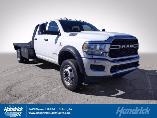 2020 Ram 4500 Crew Cab DRW 4x4, CM Truck Beds Platform Body #L02743 - photo 1