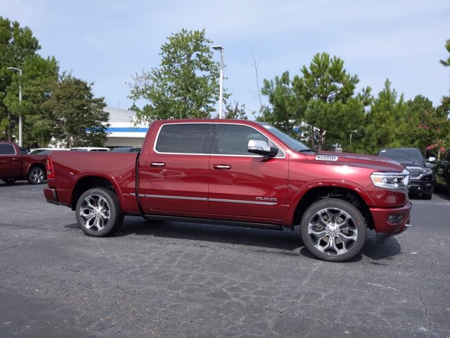2020 Ram 1500 Crew Cab 4x4, Pickup #L16234 - photo 1
