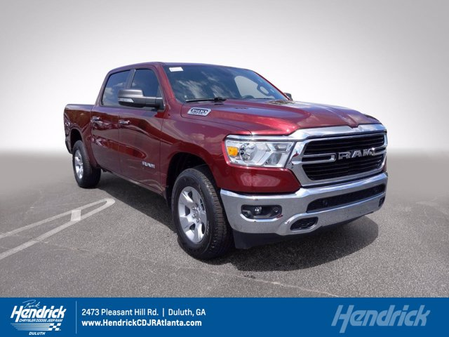 2020 Ram 1500 Crew Cab 4x4, Pickup #L62126 - photo 1