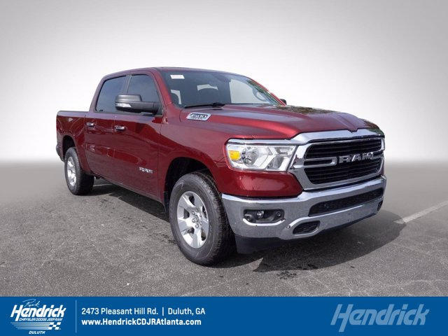 2020 Ram 1500 Crew Cab 4x4, Pickup #L62272 - photo 1