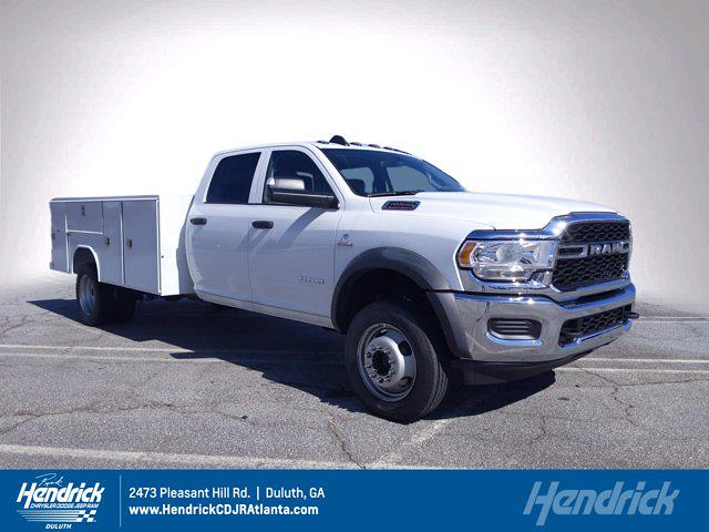 2020 Ram 4500 Crew Cab DRW 4x2, Reading Service Body #L72925 - photo 1