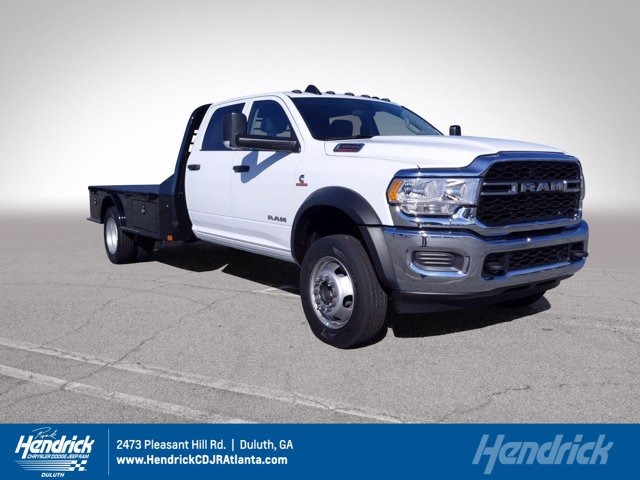 2020 Ram 4500 Crew Cab DRW 4x2, CM Truck Beds Platform Body #L72928 - photo 1