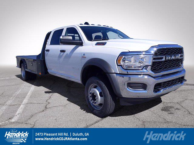 2020 Ram 4500 Crew Cab DRW 4x2, CM Truck Beds Platform Body #L72929 - photo 1