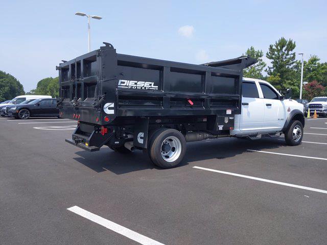 2020 Ram 4500 Crew Cab DRW 4x2, Freedom Dump Body #PS60907 - photo 3