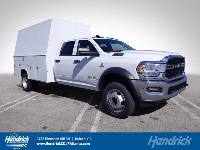 2020 Ram 4500 Crew Cab DRW 4x2, Reading Service Body #L72932 - photo 1