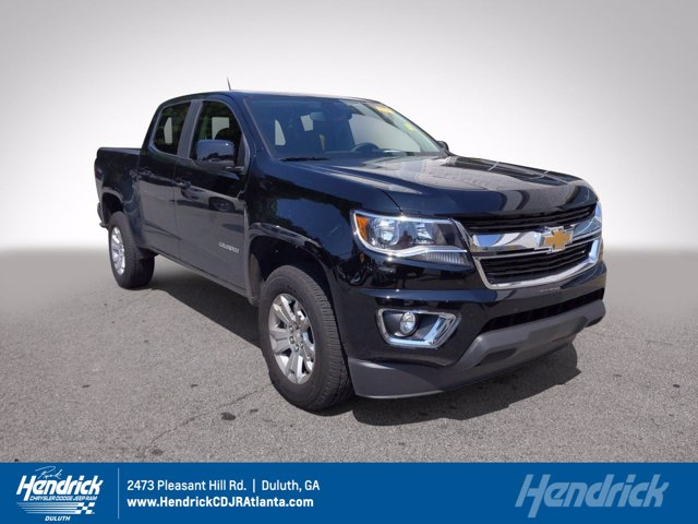 2020 Chevrolet Colorado Crew Cab RWD, Pickup #L81547A - photo 1