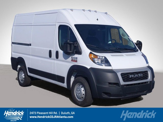 2020 ProMaster 1500 High Roof FWD, Empty Cargo Van #LE111642 - photo 1