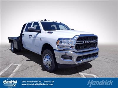 2020 Ram 3500 Crew Cab DRW 4x4, CM Truck Beds RD Model Platform Body #LG145059 - photo 1