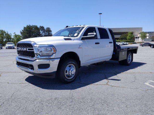 2020 Ram 3500 Crew Cab DRW 4x4, CM Truck Beds RD Model Platform Body #LG145060 - photo 9