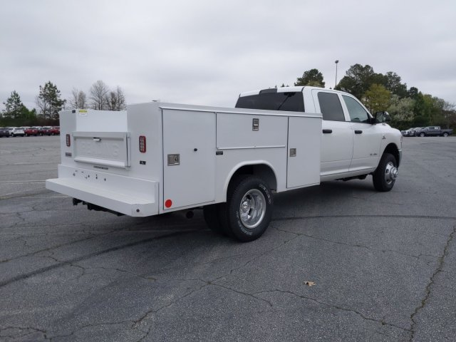 2020 Ram 3500 Crew Cab DRW 4x4, Reading Service Body #LG145062 - photo 1