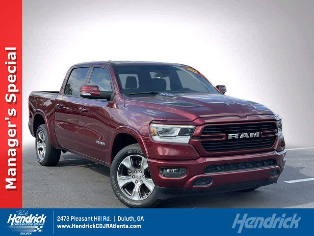 2020 Ram 1500 Crew Cab 4x2, Pickup #M49011A - photo 1