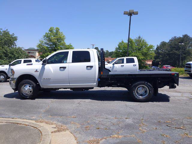 2021 Ram 3500 Crew Cab DRW 4x4, CM Truck Beds Platform Body #M07298 - photo 10