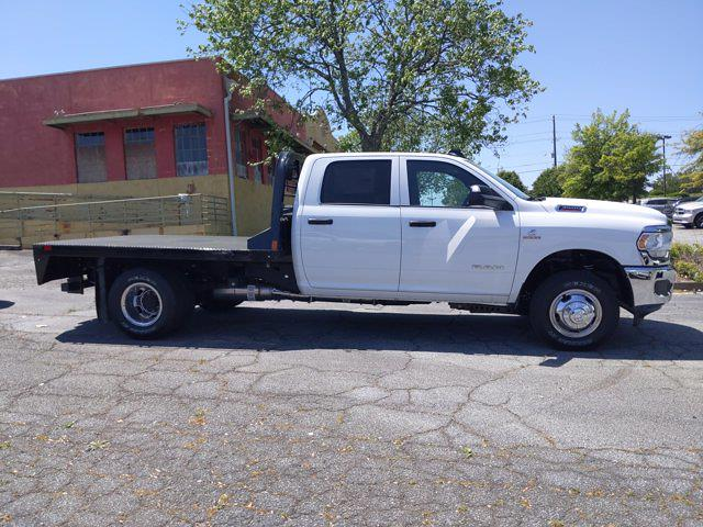 2021 Ram 3500 Crew Cab DRW 4x4, CM Truck Beds Platform Body #M07298 - photo 3