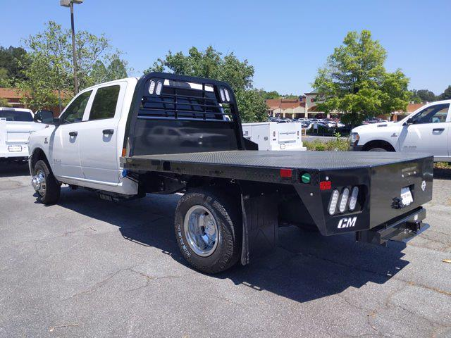 2021 Ram 3500 Crew Cab DRW 4x4, CM Truck Beds Platform Body #M07298 - photo 9