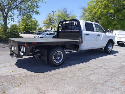 2021 Ram 3500 Crew Cab DRW 4x4, CM Truck Beds Platform Body #M07298 - photo 2