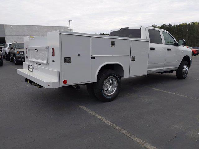 2021 Ram 3500 Crew Cab DRW 4x4, Reading Service Body #M15110 - photo 1
