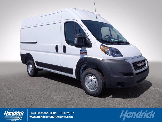 2021 Ram ProMaster 1500 High Roof FWD, Empty Cargo Van #M33358 - photo 1