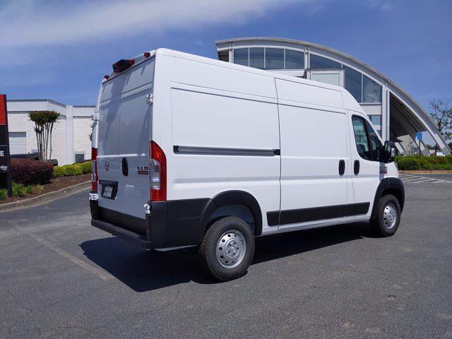2021 Ram ProMaster 1500 High Roof FWD, Empty Cargo Van #M33358 - photo 9