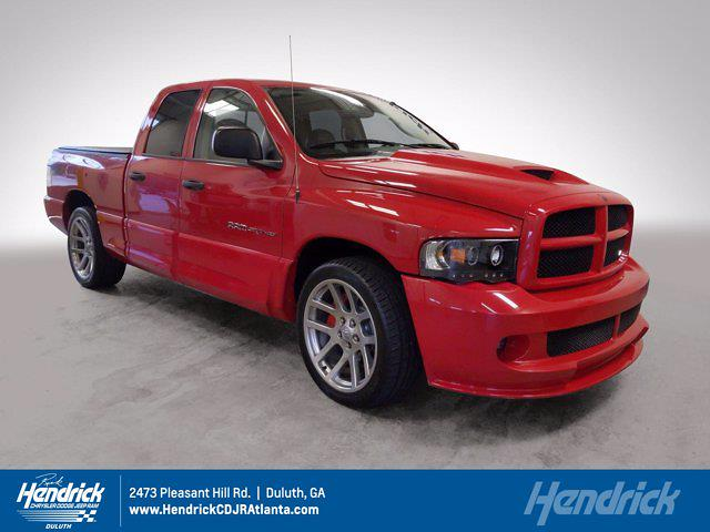 2005 Ram 1500 Quad Cab 4x2, Pickup #M38492A - photo 1