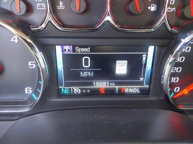 2017 Chevrolet Silverado 1500 Crew Cab 4x4, Pickup #M44566B - photo 21