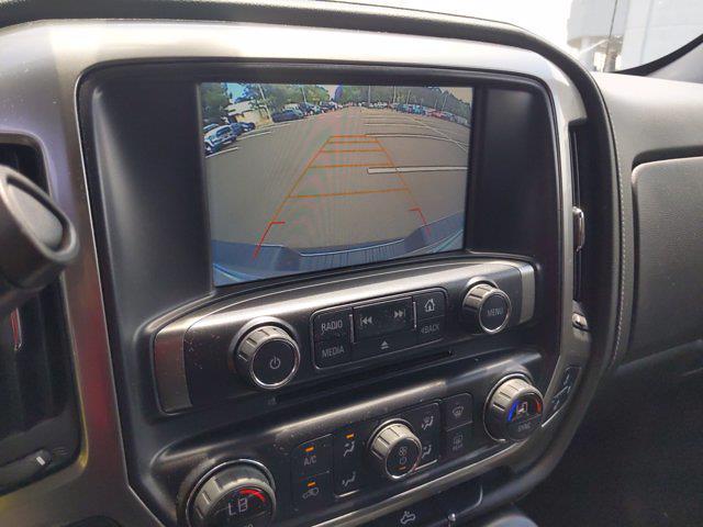 2017 Chevrolet Silverado 1500 Crew Cab 4x4, Pickup #M44566B - photo 25