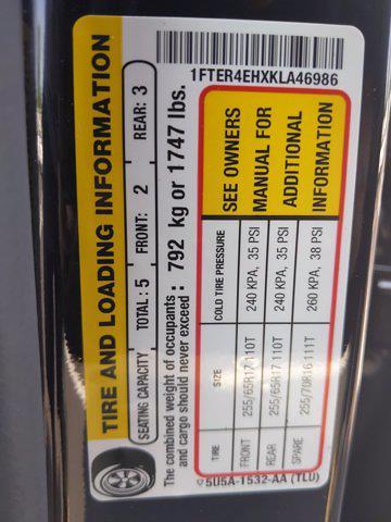 2019 Ranger SuperCrew Cab 4x2,  Pickup #M63670A - photo 35