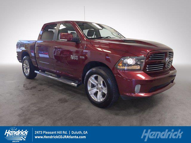 2016 Ram 1500 Crew Cab 4x4, Pickup #M72270A - photo 1