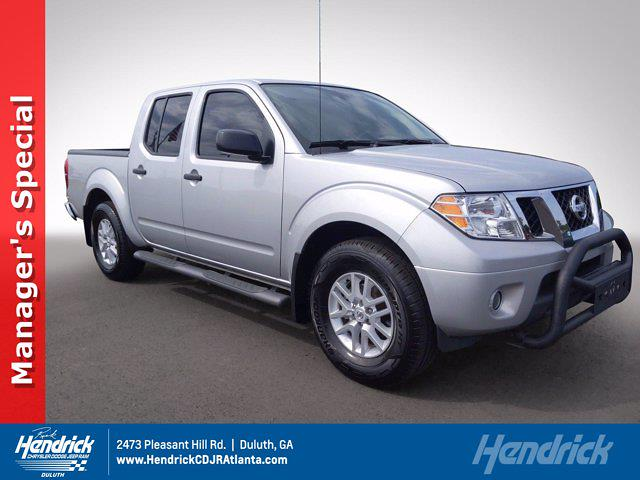 2020 Nissan Frontier Crew Cab 4x2, Pickup #M73891A - photo 1