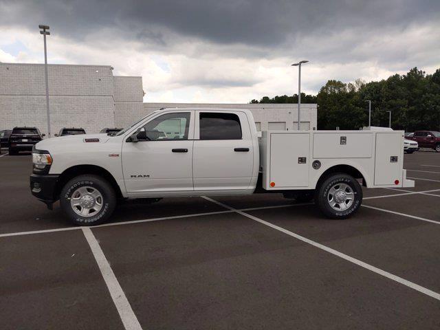 2021 Ram 2500 Crew Cab 4x2,  Warner Truck Bodies Service Body #M73985 - photo 8