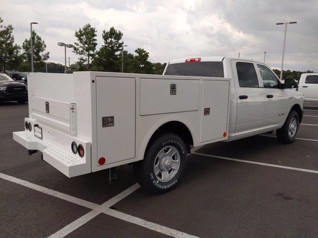 2021 Ram 2500 Crew Cab 4x2,  Warner Truck Bodies Service Body #M73985 - photo 2