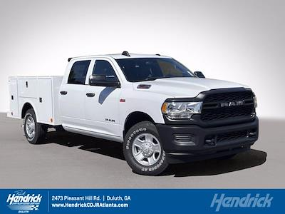 2021 Ram 2500 Crew Cab 4x2,  Warner Truck Bodies Select Pro Service Body #M73986 - photo 1