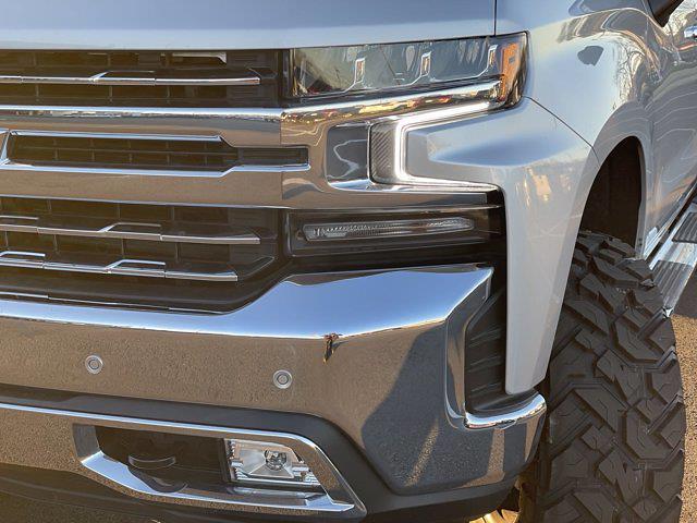 2021 Chevrolet Silverado 1500 Crew Cab 4x2, Pickup #M74572A - photo 8