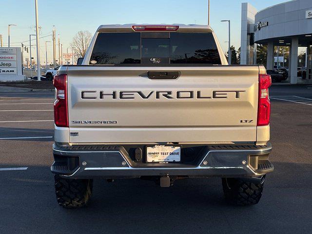 2021 Chevrolet Silverado 1500 Crew Cab 4x2, Pickup #M74572A - photo 1