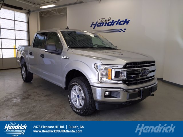 2019 Ford F-150 SuperCrew Cab 4x4, Pickup #P60091 - photo 1