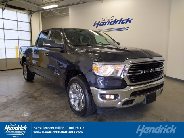 2020 Ram 1500 Crew Cab 4x4, Pickup #P60120 - photo 1