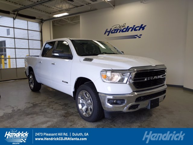 2020 Ram 1500 Crew Cab 4x4, Pickup #P60121 - photo 1