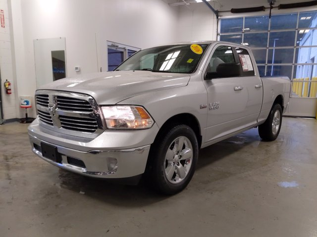 2016 Ram 1500 Quad Cab 4x4, Pickup #P60121A - photo 7