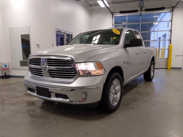 2016 Ram 1500 Quad Cab 4x4, Pickup #P60121A - photo 8