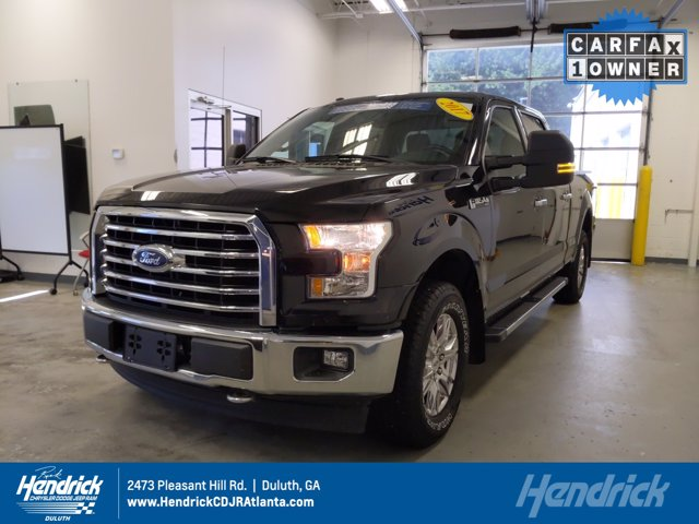 2017 Ford F-150 SuperCrew Cab 4x4, Pickup #P60253 - photo 8